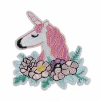 Motif - Floral Unicorn