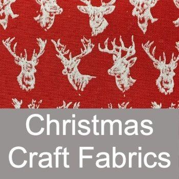 <!-- 015 -->Christmas Craft Fabrics