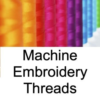 <!-- 015 -->Machine Embroidery Thread