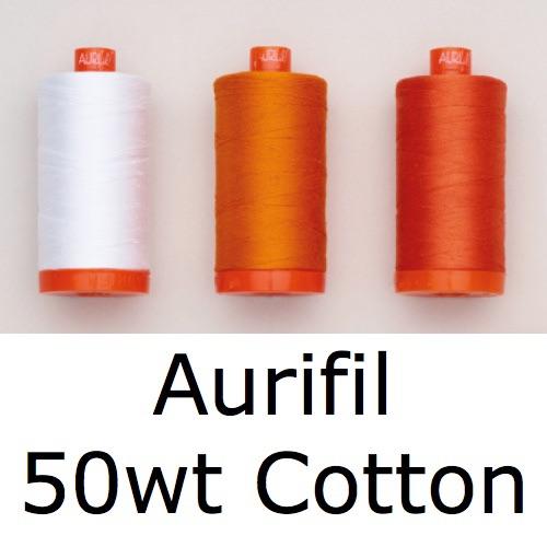 <!-- 001 -->Aurifil Cotton 50wt