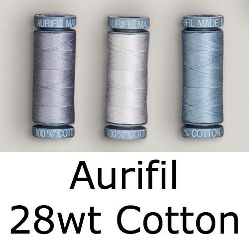 <!-- 010 -->Aurifil Cotton 28wt