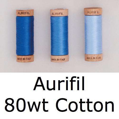 <!-- 020 -->Aurifil Cotton 80wt
