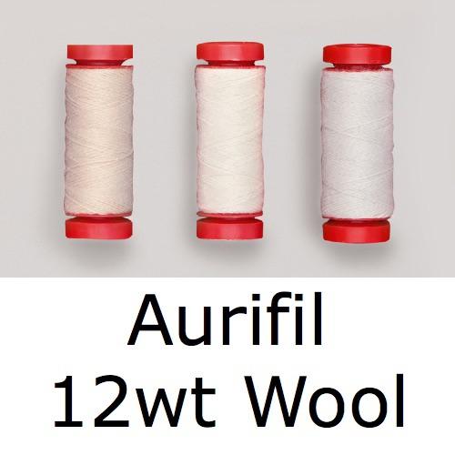 <!-- 030 -->Aurifil Wool 12wt