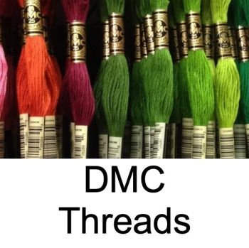 <!-- 010 -->DMC Threads