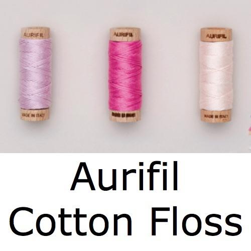 <!-- 025 -->Aurifil Cotton Floss