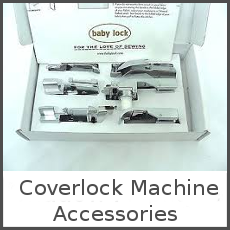 <!-- 005 -->Coverlock Machine Accessories