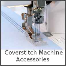 <!-- 010 -->Coverstitch Machine Accessories