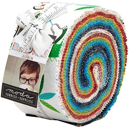 Moda - Bicycle Bunch - Jelly Roll