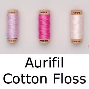 <!-- 001 -->Aurifil Cotton Floss