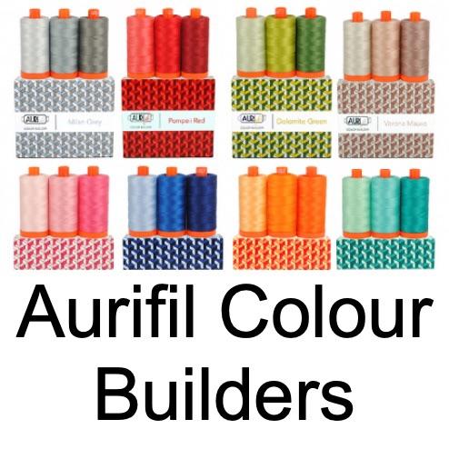 <!-- 045 -->Aurifil Colour Builders