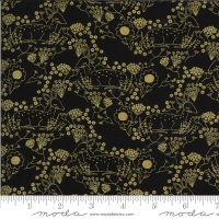 Moda - Dwell in Possibility - Meadow Deer - 48313 34M (Night Metallic)
