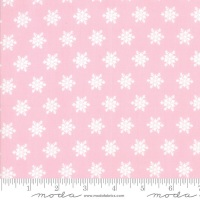 End of Bolt (last fat quarter) - Moda - Sugar Plum - No. 2917 18 (Pink)