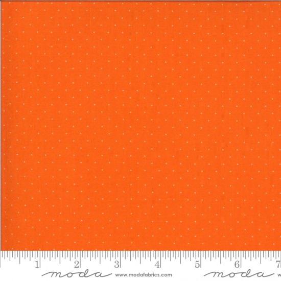 <!--20210225-->Moda - It's Elementary - Pin Dot - 21098 156 (Orange)
