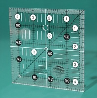 "Patchwork Ruler - 4 ½"" x 4 ½"" (Creative Grids)"