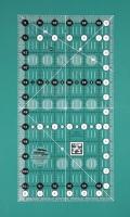 "Patchwork Ruler - 6 ½"" x 12 ½"" (Creative Grids)"
