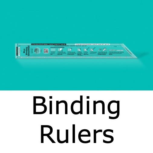 Binding Rulers