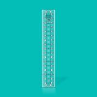 "Patchwork Ruler - 3"" x 18"" (Creative Grids Basics)"