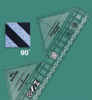 90° Degree Double Strip Ruler (Creative Grids)
