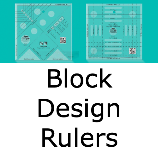 Block Design Rulers