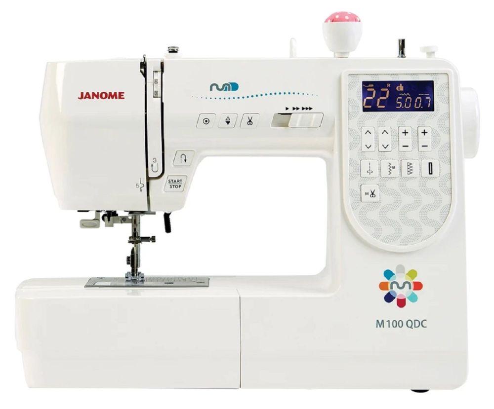 Janome M100QDC