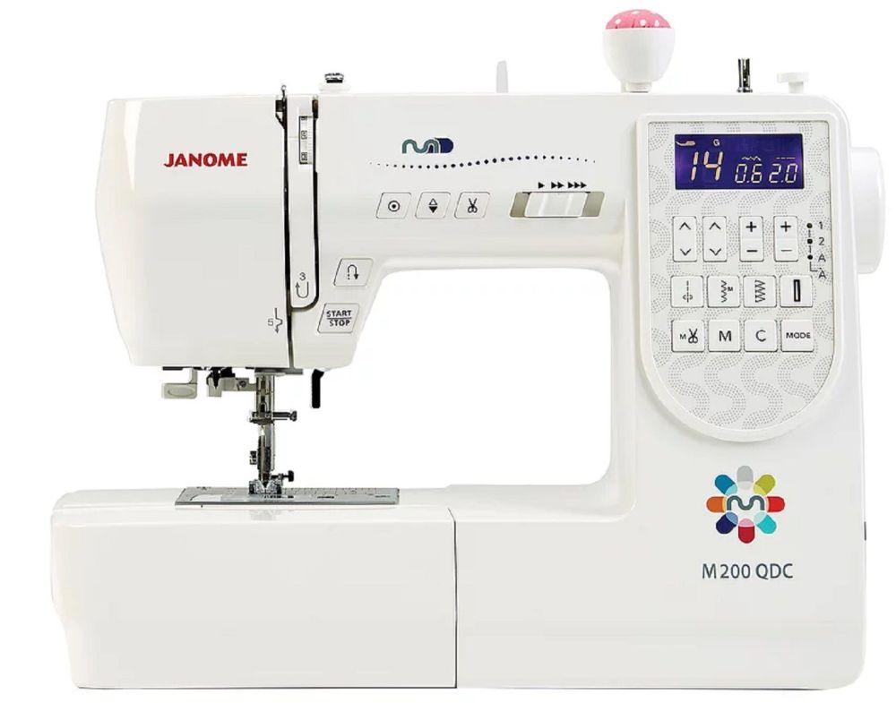 Janome M200QDC