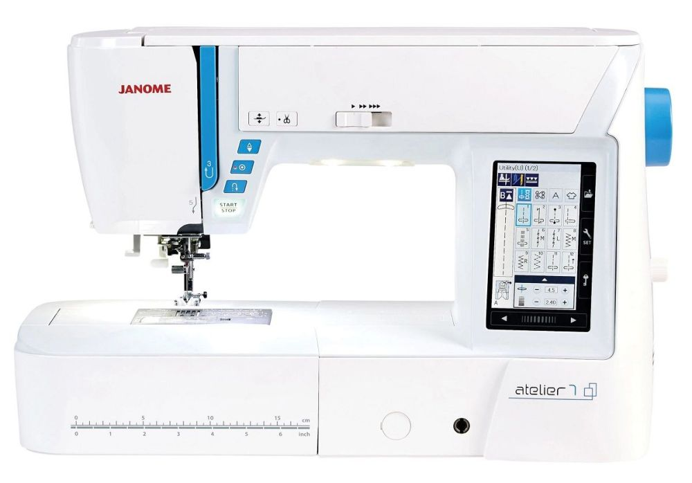 Janome Atelier 7