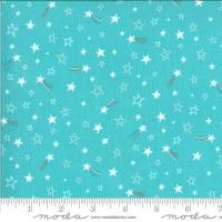 Moda - Hello Sunshine - Stars - 35354 16 (Aqua)