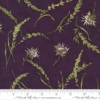 Moda - Mill Creek Garden - Wildflowers - 2240 12 (Purple)