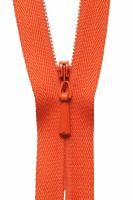 Concealed Zip - 20cm / 8in - Jaffa