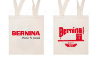 Bernina Tote Bag