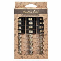 Quilters Clips - Pack of 30 (Hemline Gold)