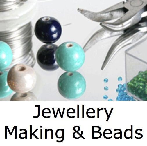 <!-- 042 -->Jewellery Making & Beads
