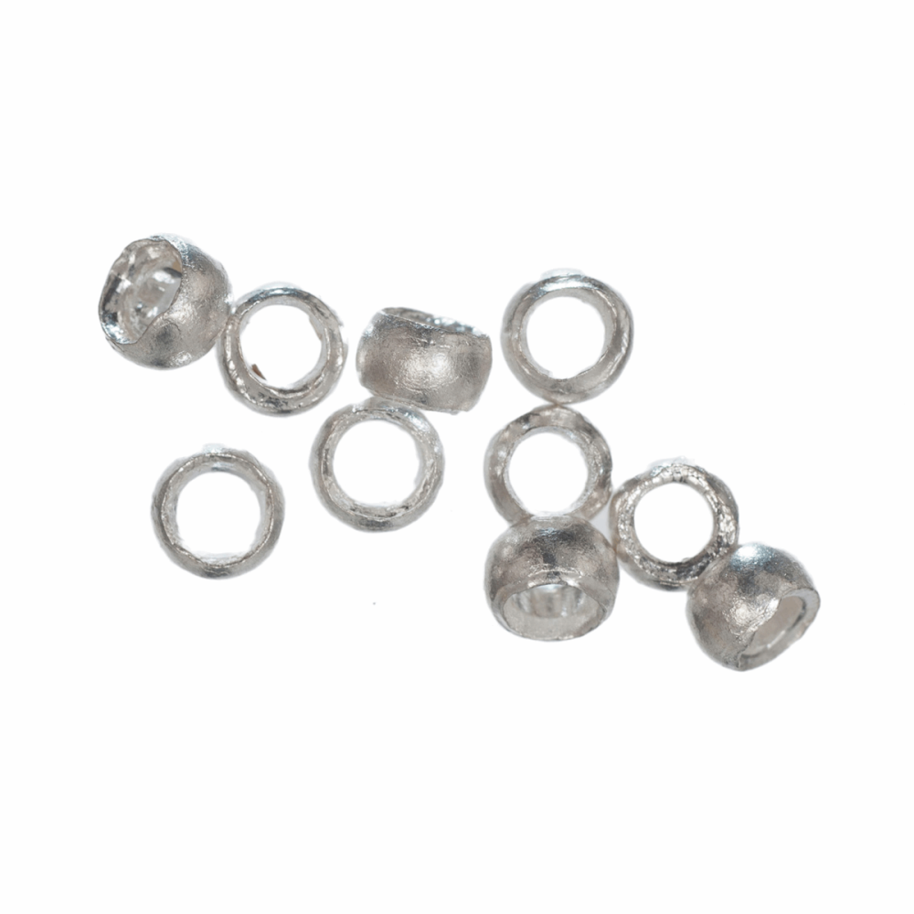 Spacer Beads - Silver Plated (Trimits)
