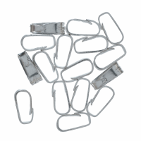 Bails - Fancy - Pendant  Mounts - Silver Plated (Trimits)