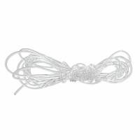 Elasticated Cord - 1mm - Crystal (Trimits)