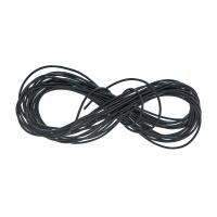 Elasticated Cord - 0.5mm - Black (Trimits)