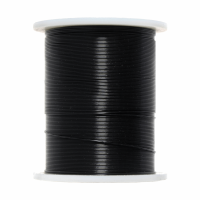 Beading  Wire - 28 Gauge - Black (Trimits)