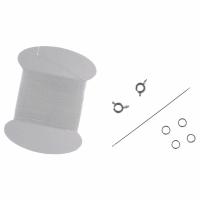Bead Threading Set - Silver (Trimits)
