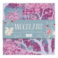 Tilda - Woodland  - Charm Pack