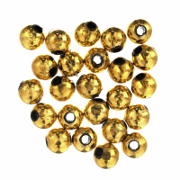 Beads - 8mm - Gold (Trimits)