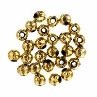 Beads - 5mm - Gold (Trimits)