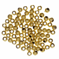 Beads - 3mm - Gold (Trimits)