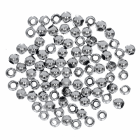 Beads - 3mm - Silver (Trimits)