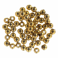 Beads - 4mm - Gold (Trimits)