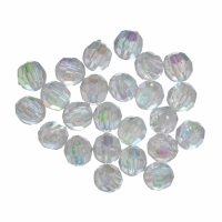 Beads - Faceted - 8mm - Aurora (Trimits)