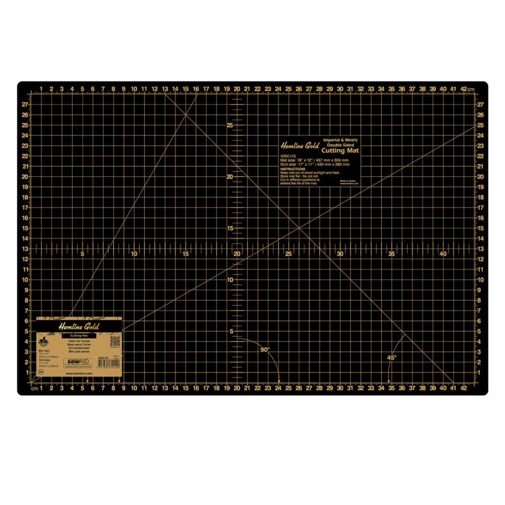 Cutting Mat - Medium - 45 x 30cm / 18