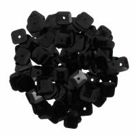 Sequins - Square - 7mm - Black (Trimits)