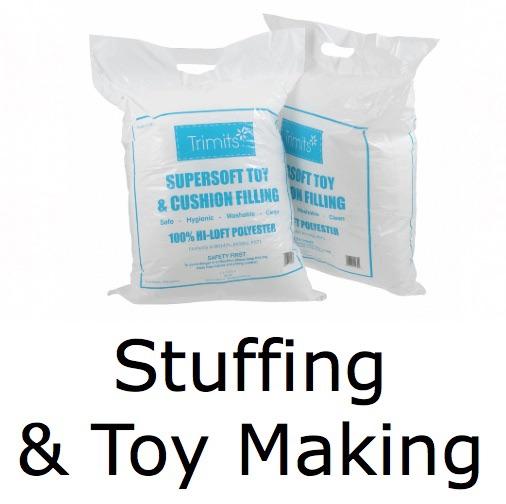 Stuffing & Toy Making