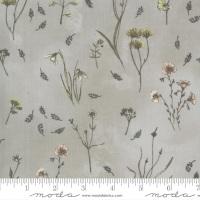 Moda - Botanicals - Wildflowers - 16911 12 (Vintage Grey)