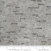 Moda - Botanicals - Notes - 16913 13 (Vintage Grey)